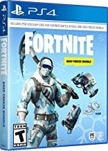 Fortnite: Deep Freeze Bundle (PS4