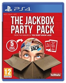 The Jackbox Party Pack PS4