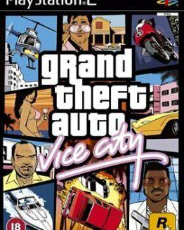 Grand Theft Auto: Vice City Sony PlayStation 2, 2002
