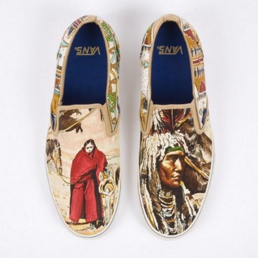 4899559054 1cb866d419 b 580x6051 - Hermès Custom Vans Slip-Ons