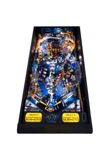 playfield 225x300 - Tron: Legacy Pinball Machine