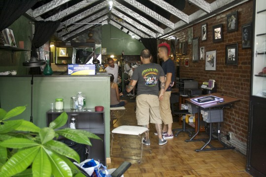 IMG 0854 540x360 - Hell Hounds Tattoo Grand Opening