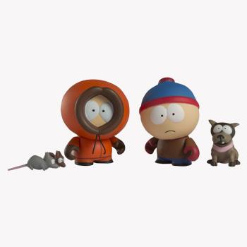 SouthParkMiniSeries large image2 25046 - Kidrobot Set To Release A South Park Mini Series