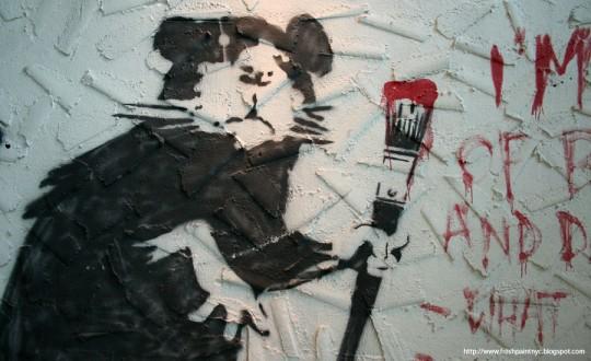 b4 540x330 - Banksy at Keszler Gallery in Southampton