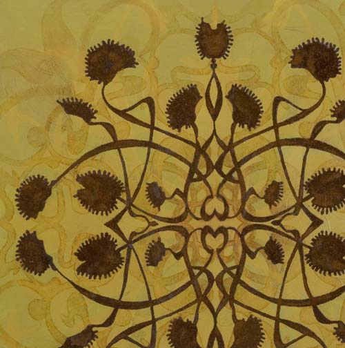 "rust untitled5 - ""Rust Paintings"" By Jan Testori-Markman"