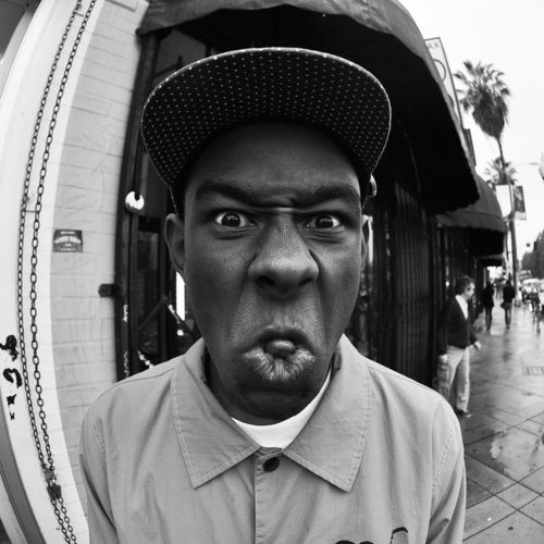 tylerthecreator - Video: Tyler, the Creator x BADBADNOTGOOD - FISH Instrumental