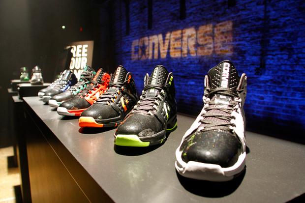 96bb5  converse defcon proleather 2k11 launch party recap 0 - CONVERSE Inc. Debuts Holida 2K11 Basketball Collection