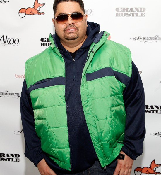 heavyd.wireimage.benrose.10.2.11 - Hip-hop Legend Heavy D Remembered