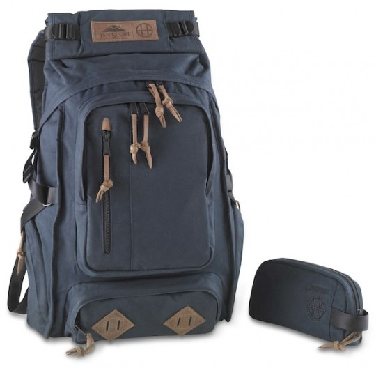 noname 540x528 - JanSport x HUF Limited Edition Backpack