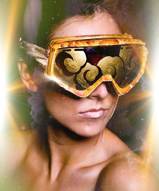 ART 3 - Art: Goggles