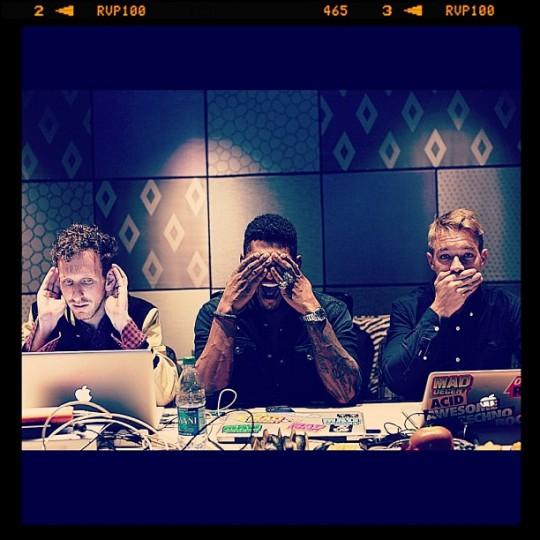 """diplo usher 540x540 - Diplo & Usher - """"Climax"""""""