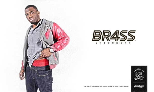 2 - New 2012 Ad Campaign by BR4SS Underwear feat. Earl Bennett