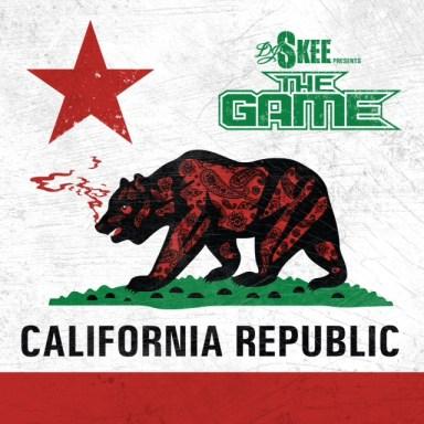 "614 - The Game Premieres ""California Republic"" Mixtape"
