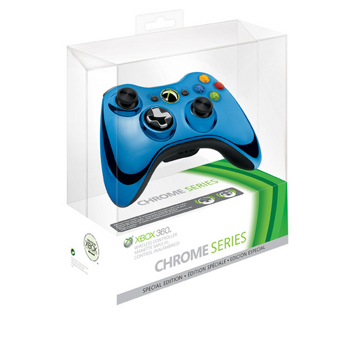 7039002741 a45bd1d998 - New Xbox 360 Chrome Controllers Coming in May