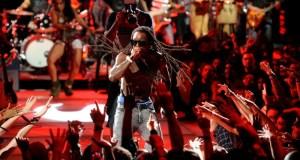 MTV2 Lil Wayne Unplugged 7 Photo credit Frank Micelotta - Lil Wayne Goes Unplugged