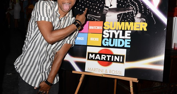 YRB Summer Style photo by Andrew Werner136 - Event Recap: YRB's Summer Style Guide Event Sponsored by Martini Moscato d'Asti w/ Host Miguel