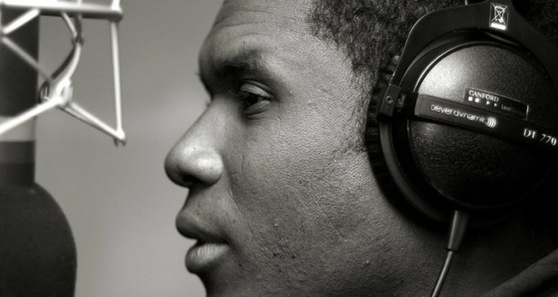 """jay electronica radio mic - The Bullitts and Jay Electronica Present """"Run & Hide"""""""