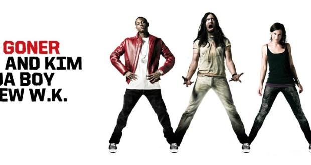 3AiS articleheader featurelist - Converse Three Artists. One Song