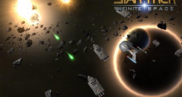 akira antares mines turret asteroids - Star Trek: Infinite Space