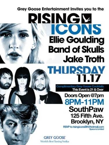 14 - Grey Goose Entertainment presents Rising Icons