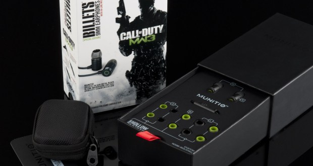 MUNITIO Billets MW3 green packaging - Special Edition Call of Duty MW3 Billets