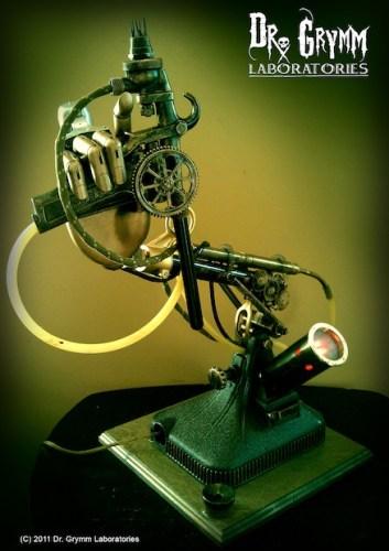 Mechanical Ink Manipulator 12 - YRB Interview: Dr. Grymm