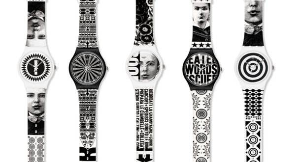 image001 - Swatch Announces Lorenzo Petrantoni and Fafi Limited Edition Artist Collaborations