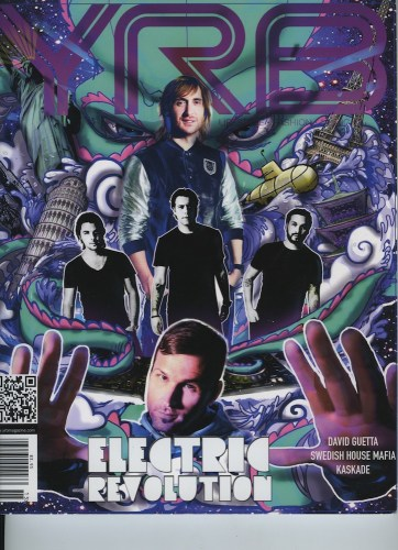Issue 206 Who s Got Next David Guetta - Print Magazine Covers 1999-2018