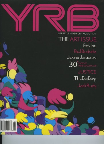 Issue 80 The Art Issue  - Print Magazine Covers 1999-2018