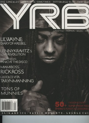 Issue 82 The Fashion Issue Lil Wayne - Print Magazine Covers 1999-2018