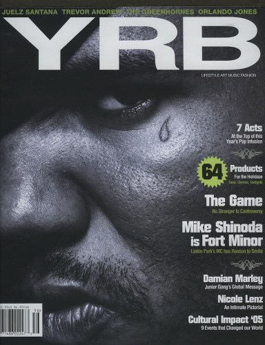 The Game - Print Magazine Covers 1999-2018