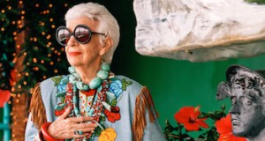 photo 02 - Iris Trailer #documentary #IrisApfel by @AlbertMaysles