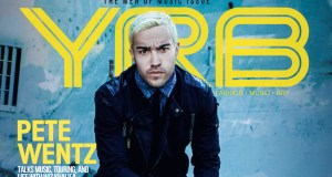 PETE COVER 1 - Cover Story: Balancing Act  Pete Wentz by @WizKhalifa @M_Starcevich @DariusBaptist @PeteWentz @FallOutBoy
