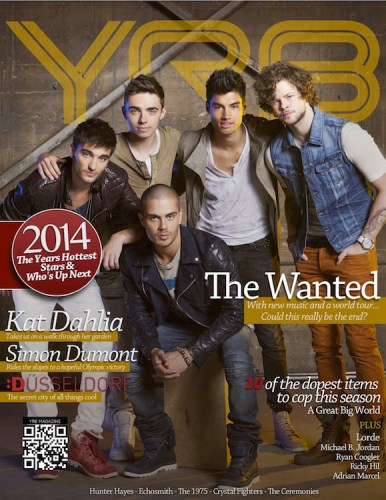 YRB The wanted 1 - Print Magazine Covers 1999-2018