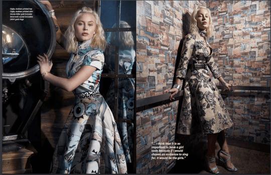 Screen Shot 2016 05 20 at 12.49.19 PM 540x349 - Cover Story: Zara Larsson A Star is Born @ZaraLarsson @DaleMayPhoto @DariusBaptist @Amandawilsonmua