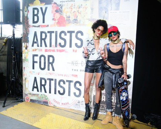 2T3A1459 540x432 - Event Recap: #NoCommission-Art Performs @THEREALSWIZZZ @BACARDI @PUSHA_T @aliciakeys @asvpxrocky @QtipTheAbstract @DMX @myFabolousLife @djmoma