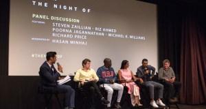 "TE HBO TheNightOf 79 - Event Recap: HBO ""The Night Of"" Screening & Panel with Riz Ahmed and Michael K. Williams @hasanminhaj @rizmc @BKBMG #TheNightOf @HBO"