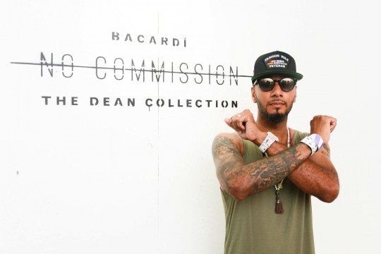 unspecified 1 540x360 - Event Recap: #NoCommission-Art Performs @THEREALSWIZZZ @BACARDI @PUSHA_T @aliciakeys @asvpxrocky @QtipTheAbstract @DMX @myFabolousLife @djmoma