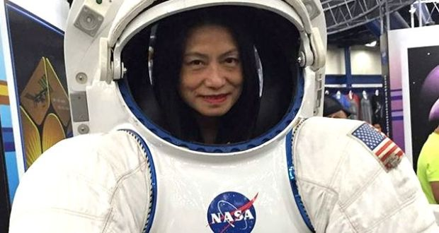 13473350 1122113791145492 2083557073 n - Vivienne Tam Spring/Summer 2017 @VivienneTam @Nasa @ISS_Research #NYFW