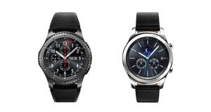 CrNxDFAWcAU6Qrx - #StyleWatch: Samsung Unveils  Gear S3- @SamsungUS @SamsungMobileUS #GalaxyLife
