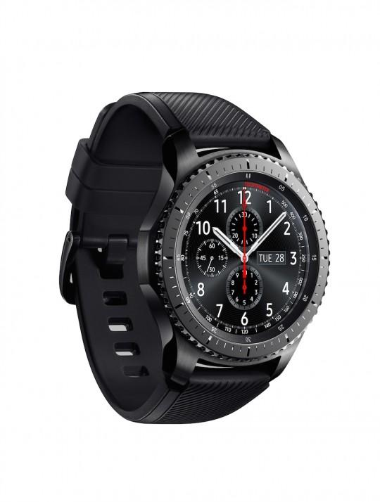 Samsung Gear S3 Frontier 2 540x714 - #StyleWatch: Samsung Unveils  Gear S3- @SamsungUS @SamsungMobileUS #GalaxyLife