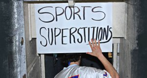Sportssuperstitions 850px header - Sports stars are still superstitious too!