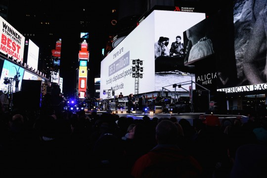675455669KC00026 Alicia Key 540x359 - Event Recap: Alicia Keys Performs Concert in Times Square To Celebrate New Album #HERE @aliciakeys @QtipTheAbstract @Nas @JohnMayer @questlove