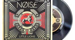 FRONT - Nøise - Little Lions ft. Shepard Fairey @OBEYGIANT @NOISEProjectLA @merrittlear