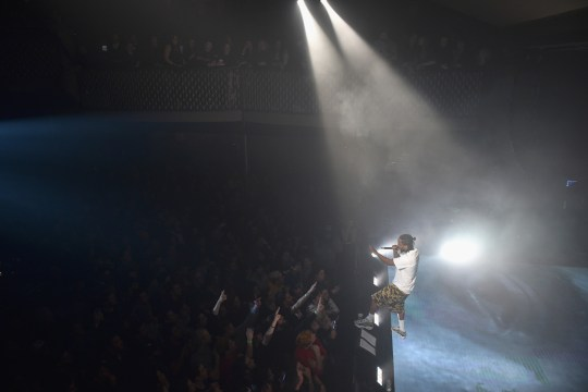 630120826 - Event Recap: American Express Music Presents Kendrick Lamar Live in Brooklyn @kendricklamar @alishaheed @americanexpress #AmexAccess