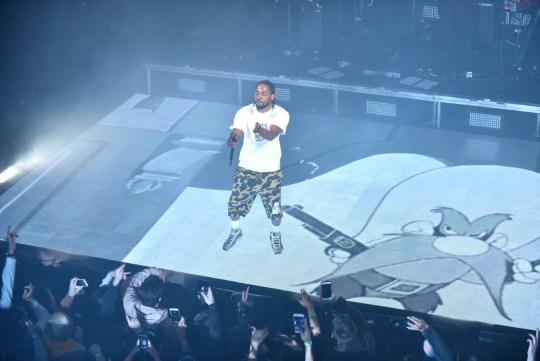 630120950 - Event Recap: American Express Music Presents Kendrick Lamar Live in Brooklyn @kendricklamar @alishaheed @americanexpress #AmexAccess