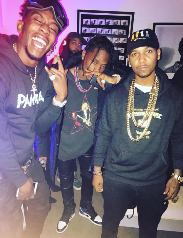 FullSizeRender 920x1193 - Event Recap: FANCY Holiday Pop Up Shop and Performance Space Opening  @fancy @therealmikedean @therealmikedean @trvisXX @LifeOfDesiigner @OGCHASEB @thejuelzsantana @tLclothin @asapferg #FancyRunUp16