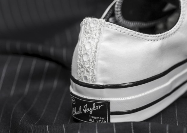 156454C Fragment White 03 Heel Detail rectangle 1600 920x657 - #STYLEWATCH: @Converse and Fragment Design Collaborate on Chuck '70 Collection #ForeverChuck