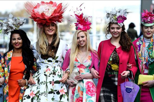 Cdsyj4AW8AY0CYF - Bright Colours, Headwear and Tweed: How To Keep It Stylish This Spring at Cheltenham 2017