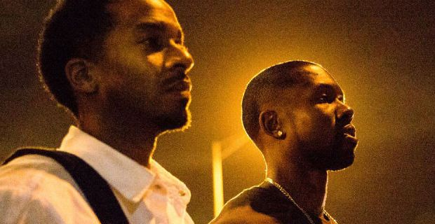 moonlight - Feature: Moonlight Interview with André Holland and Trevante Rhodes by Jonn Nubian @_Trevante_ @moonlighmov @A24